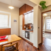 kitchen, rent home in rome